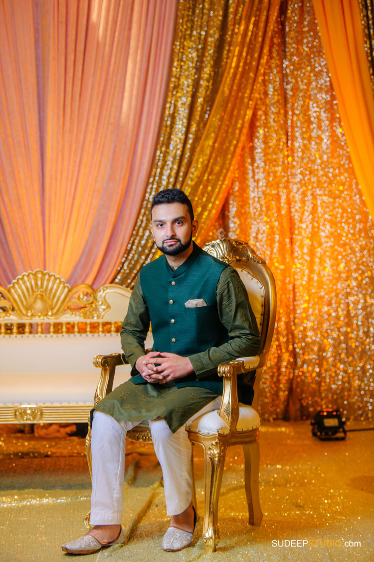 Hall Decoration for Pakistani Wedding Shaadi Mehendi Photography by SudeepStudio.com Ann Arbor Pakistani Muslim Wedding Photographer