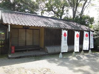 石山寺芭蕉庵
