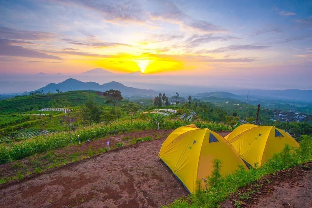 Camping Ground Silancur Highland Magelang