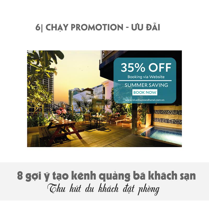 8 Gợi ý quảng bá khách sạn - Các phương pháp giảm giá phòng không bị ảnh hưởng hợp đồng OTA