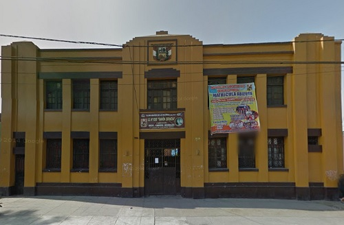 Colegio 1037 RAMON ESPINOSA - Lima Cercado