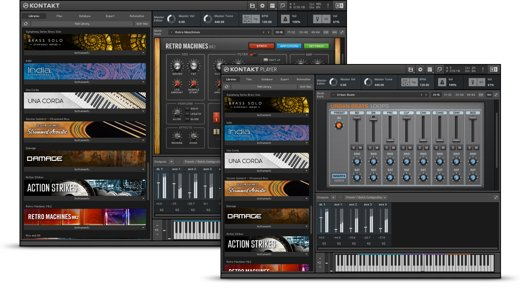 NI Kontakt 5.6 announced for September SYNTH ANATOMY