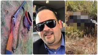 """(بالصور)عاجل / نابل : مقتل رجل الأعمال بدر الدين الحري صاحب شركة """" سوكودال """" بطلق ناري"""""""