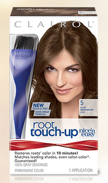 Clairol root touch up powder coupon