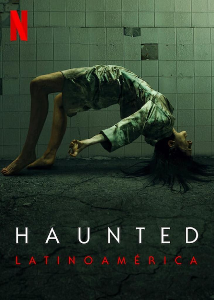 Haunted: Latin America Temporada 1 Latino 1080p
