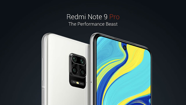 Specifications and price of Redmi Note 9 Pro