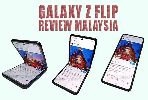 Galaxy Z Flip Malaysia