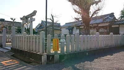 土師ノ里八幡神社(藤井寺市)