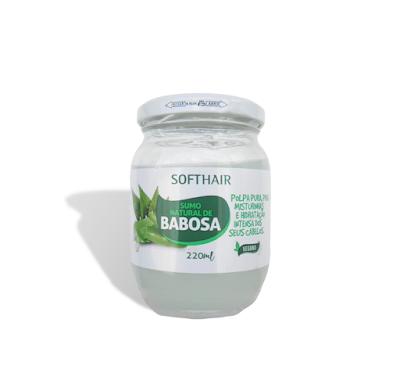 Resenha Sumo Natural de Babosa - Soft Hair