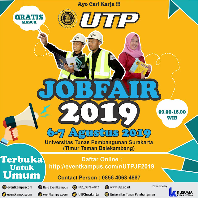 Job Fair Surakarta