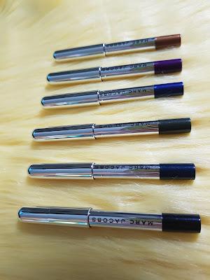 Marc Jacobs Highliner Gel Eye Crayon Eyeliner minis - www.modenmakeup.com