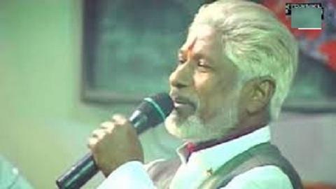 प्रसिद्ध कुमाऊँनी गायक श्री हीरा सिंह राणा जी-१