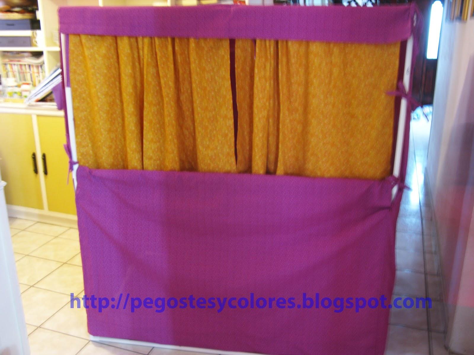Pegostes y colores teatro desarmable de tubos de pvc for Casa para herramientas de pvc