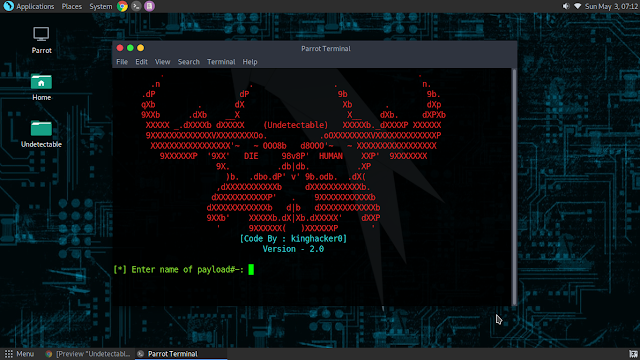 Undetectable V2.0 For Termux & Linux