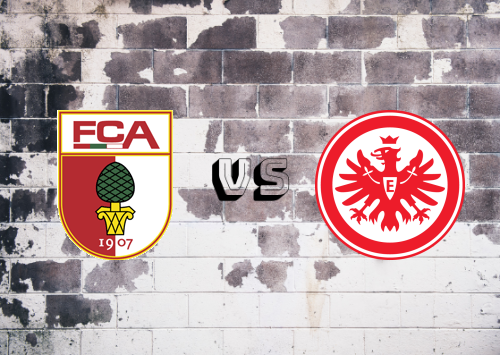Augsburg vs Eintracht Frankfurt  Resumen