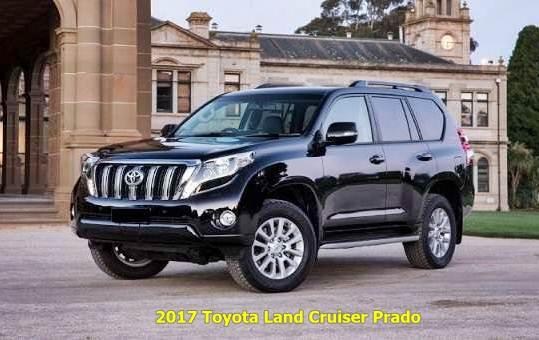 Unique 2017 Toyota Land Cruiser Prado Review  Auto Toyota Review