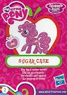 My Little Pony Wave 14 Sugar Cake Blind Bag Card