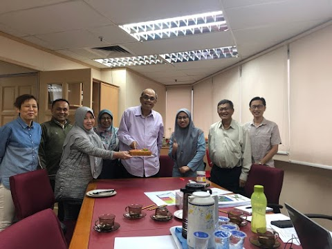 Simple Birthday Celebration Untuk Boss