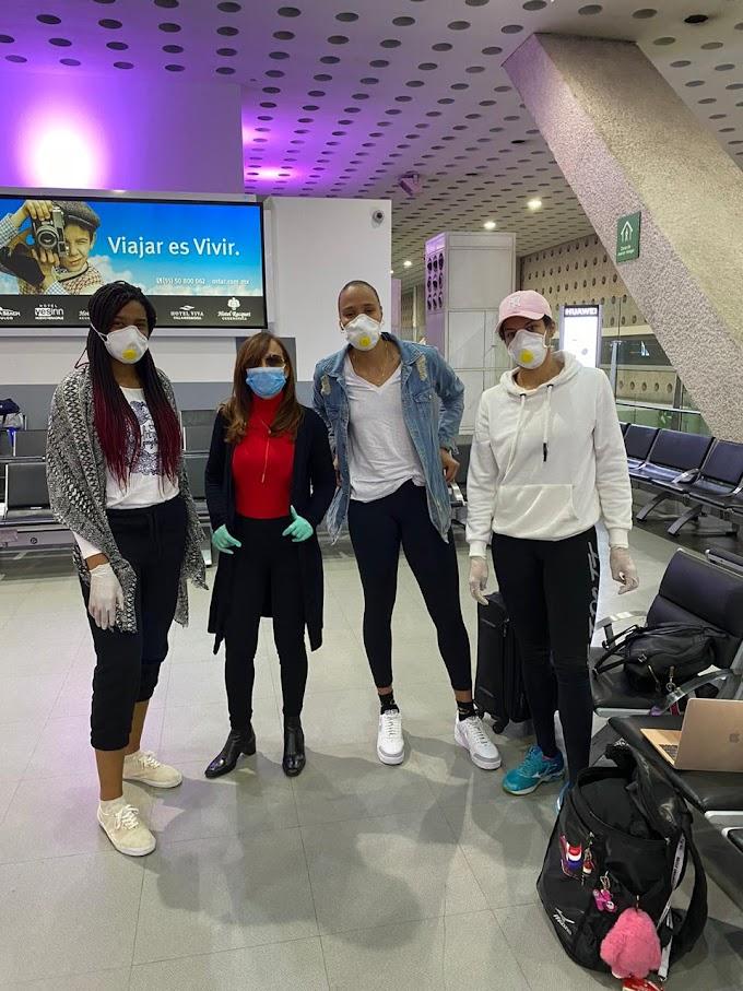 Llegan al país Gaila, Niverka y Guilén;  Marte valora apoyo de Danilo Medina y Danilo Díaz