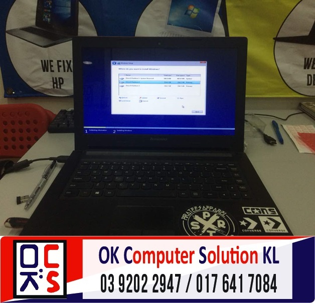 [SOLVED] FORMAT LENOVO N100 | REPAIR LAPTOP CHERAS 1