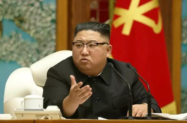 Kim Jong Un presides over 20th Enlarged Meeting of Political Bureau