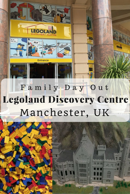 Legoland Discovery Centre, Manchester, UK