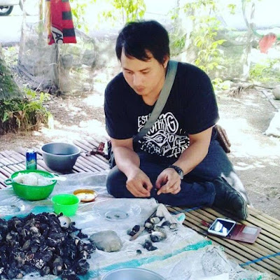 Tiram Bakar, Kuliner Khas Lajari Kabupaten Barru