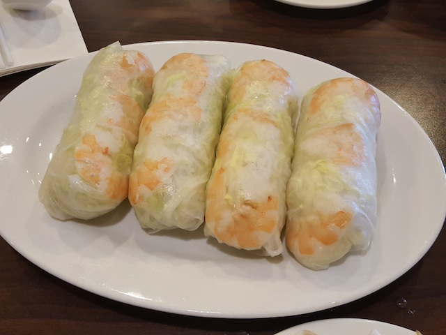 The Shrimp Also Did Not Have Any Flavour I Value Quality Over Quany So I D Take The Salad Rolls At Grain Of Rice Over These Anytime