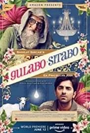 Gulabo Sitabo Amazon Prime
