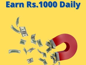 Earn from Home - Rs.1000 daily