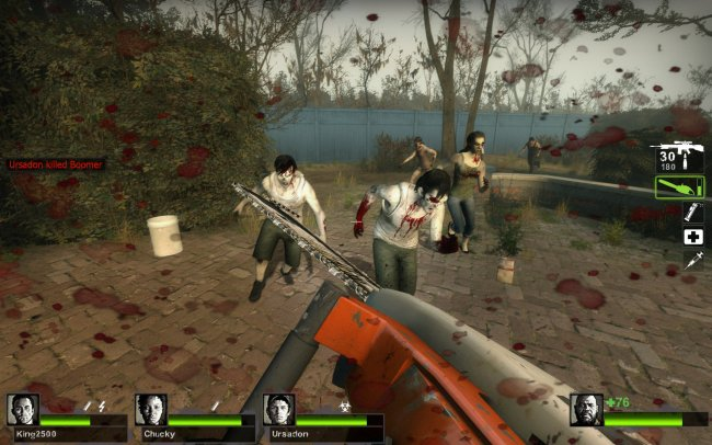 left 4 dead 2 free  full version pc multiplayer servers
