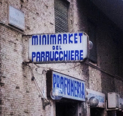 Minimarket del Parrucchiere