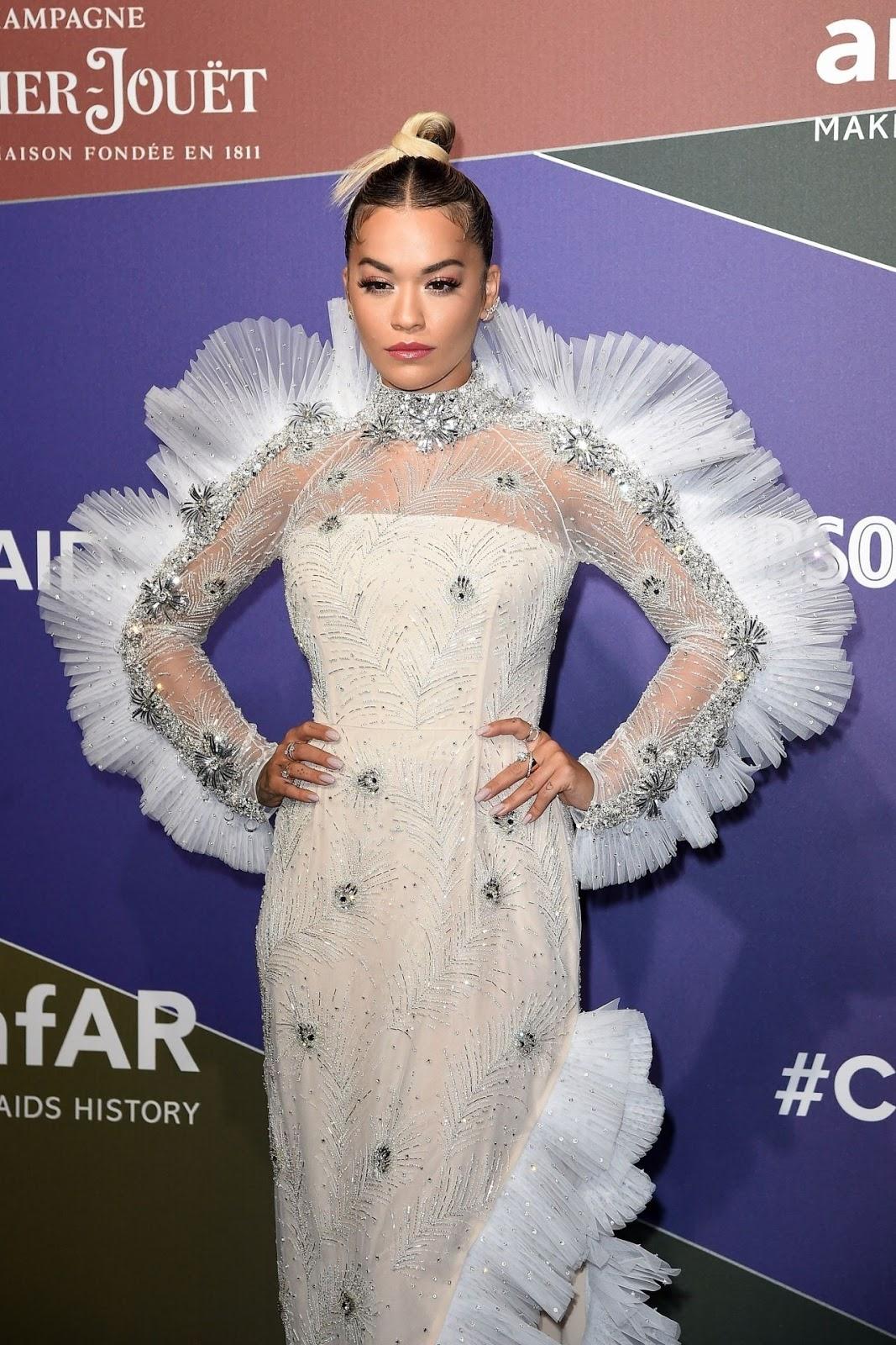 Rita Ora – amfAR Gala Milano 2019