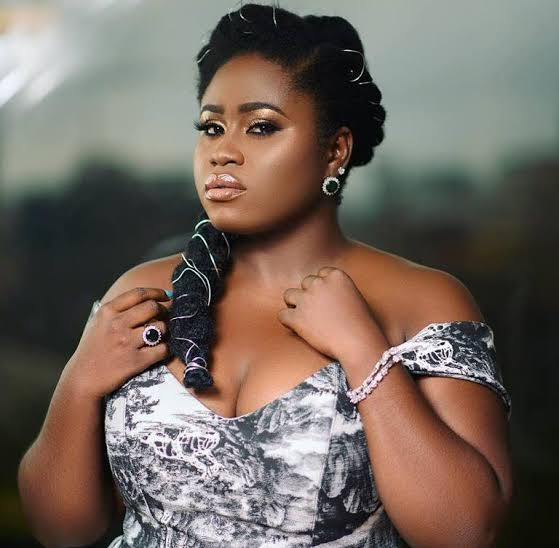 """Lydia Forson is a sensational Ghanaian actress, writer, producer, and entrepreneur.  Lydia Forson's passion for acting has excelled her beyond most Industry players.  Ghana's entertainment industry is arguably a male-dominated industry run with finance and commitment. The actress, in an interview, revealed the perception that up and coming female Musicians have towards the rise to stardom, majority of ladies believes you have to be like the late Ebony reigns, showing off flesh and going nak3d on stage will grant you the necessary hype and fame that will accelerate you to the international market. """"below was her comment """"A lot of ladies in the entertainment industry feel that the only way they can make it to the top is by taking off their clothes.  What we are fighting for is for women to make that choice because they want to and not because they have to""""  She concluded that it should be a Choice for every female to show off the flesh and not to be burdened or pressured into doing so, be noted for something."""