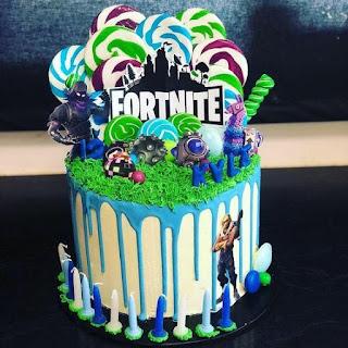 24 ideas para Fiesta de Cumpleaños Fortnite 16