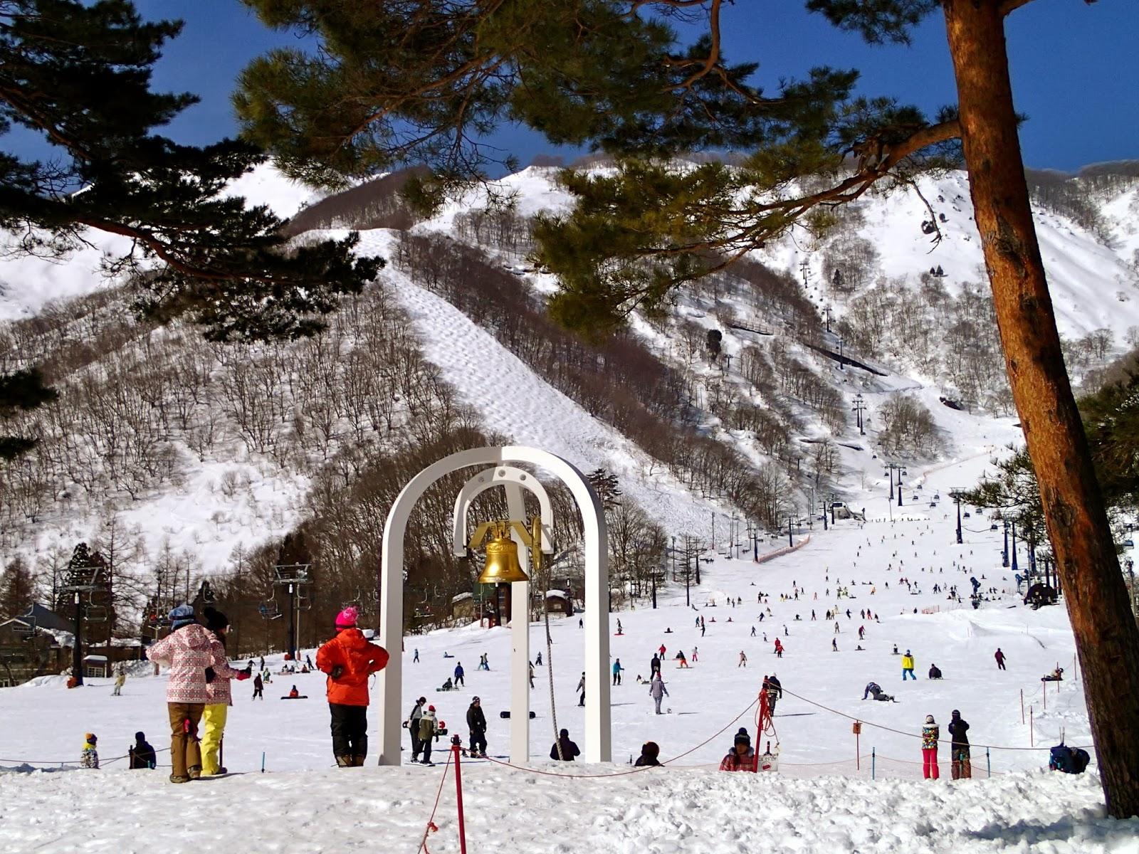 japan travels: skiing in hakuba - vikingess voyages
