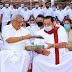 71 ஆவது பிறந்தநாளை முன்னிட்டு ருவன்வௌி மகாசாயவில் ஜனாதிபதி பூஜை வழிபாடு (Photos)