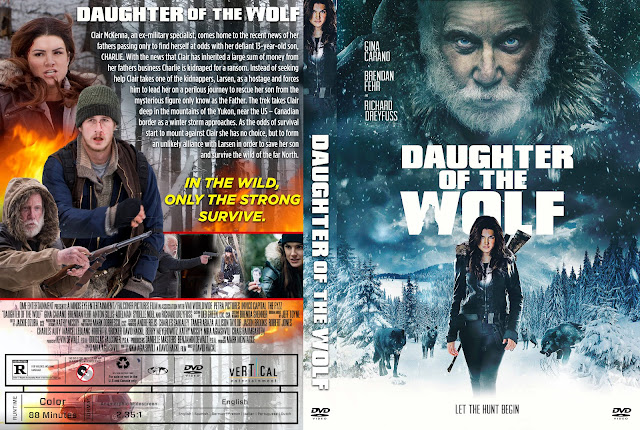Daughter of the Wolf DVD Cover
