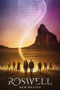 Roswell, New Mexico 3ª Temporada Torrent - WEB-DL 720p/1080p Dual Áudio