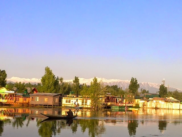 Houseboat Dal Lake Kashmir