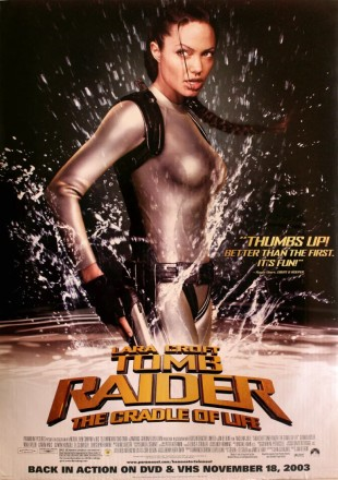 Lara Croft Tomb Raider: The Cradle of Life 2003 BRRip Dual Audio || 1080p || 720p || 480p [Hindi-English]