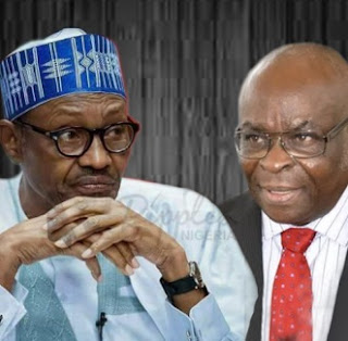 Buhari and Onnoghen NJC