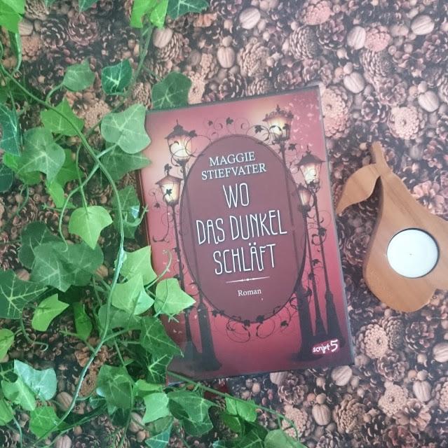 [Books] Maggie Stiefvater - Wo das Dunkel schläft (Raven Boys #4)