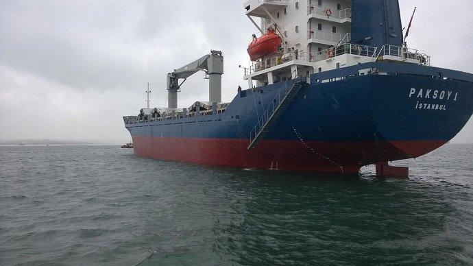 Nigērijas pirāti sagrābj ķīlā Turcijas kuģi