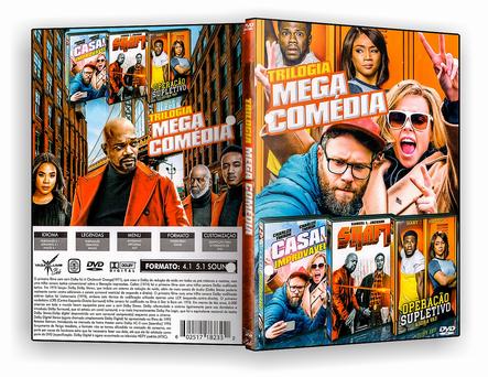 Coleção - Trilogia Mega Comédia (2019) - ISO