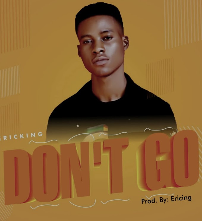 Don't Go - Ericking