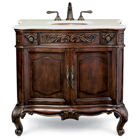 Antique Bathroom Vanity Cabinet: Discount Bathroom Vanities: No Time With An Antique