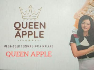 Queen Apple, Oleh Oleh Baru dari Malang Ala Chef Farah Quinn