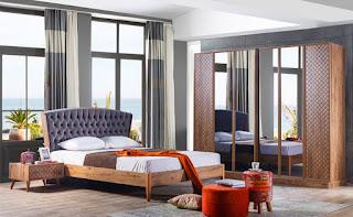 i̇der mobilya yatak odası takımları