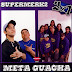 SUPERMERK2 VS META GUACHA -CD COLECCION (CUMBIA VILLERA)